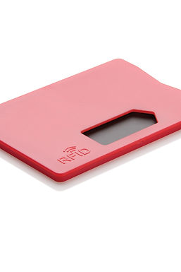 RFID anti-skimming cardholder