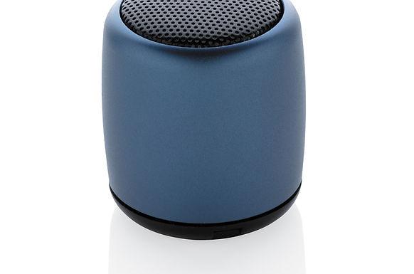 Mini aluminum wireless speaker