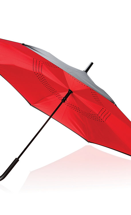 "23"" manual reversible umbrella"