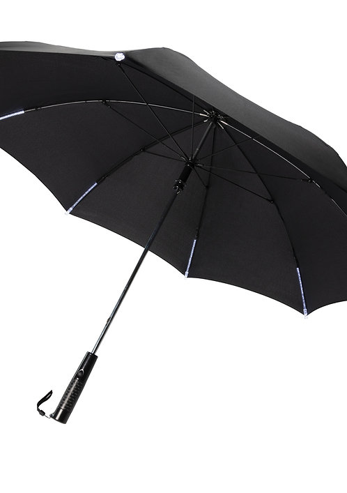 "23"" manual open/close  LED umbrella"