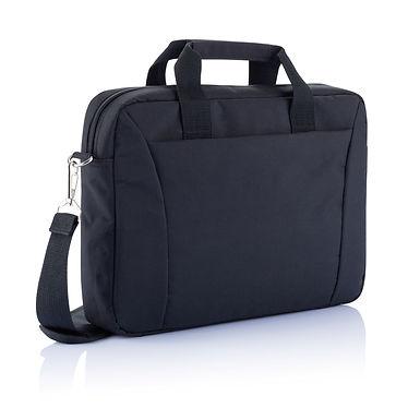 "15,4"" exhibition laptop bag PVC free"