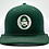 Thumbnail: The Commish Hat - Green/White