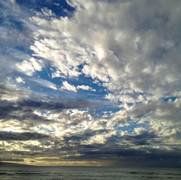 Cloudy Days = Beautiful Skies