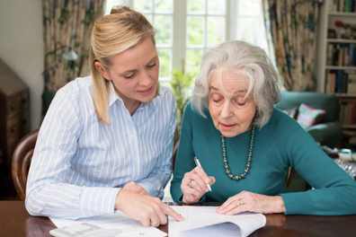 Successful Aging: How can I help my mother manage her finances without hurting her feelings?