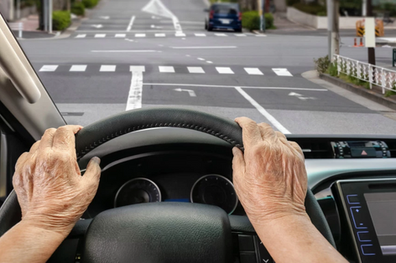 Successful Aging: Three signs that you should stop someone from driving
