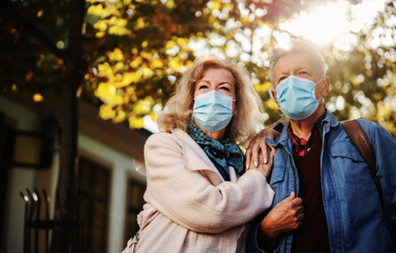 If the pandemic has left you feeling vulnerable, here's what you can do