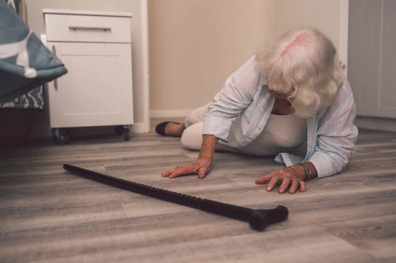 Successful Aging: I'm over 80 years old and concerned about falling. What should I do?  How do you k