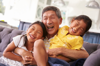 Successful Aging: It's funny how humor and laughter adds to longevity