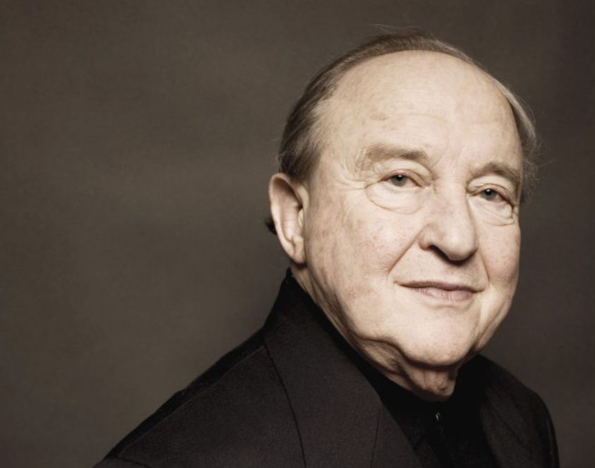 Menahem Pressler makes his Los Angeles Chamber Orchestra solo debut performing Mozart's Piano Concerto No. 23 in A Major. (Photo by Alain Barker)