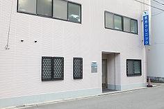 大阪市北区の泌尿器科 若月クリニック 外観