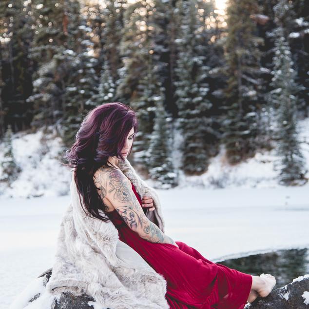 Red Dress ~ Sherry