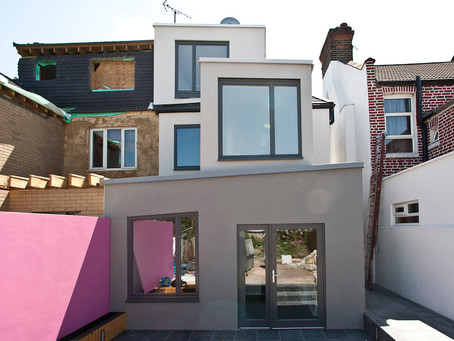 House Extensions London
