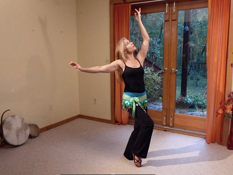 Can you Learn to Belly Dance at Home?