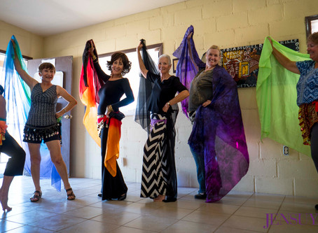 DIY Belly Dance Costume for Beginners