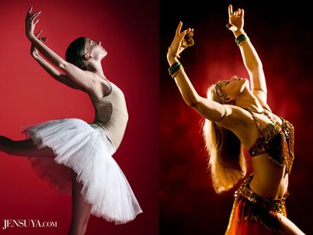 5 Best Ballet Training Tips for Belly Dance