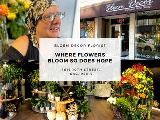 Where flowers Bloem...