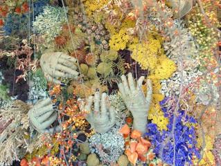 Designing hands.................