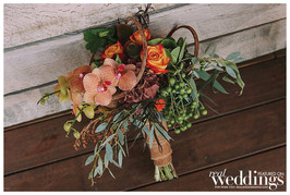 Winery Inspired Bouquet