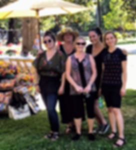 Field to vase dinne, #Fieldtovase, #fild2vase, Sacramento, Bloem Decor Team, Team, Flower Girls, Flower Power, State Capitol