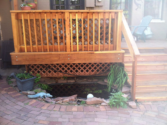 Denver's Handyman Services - Decks & Patios