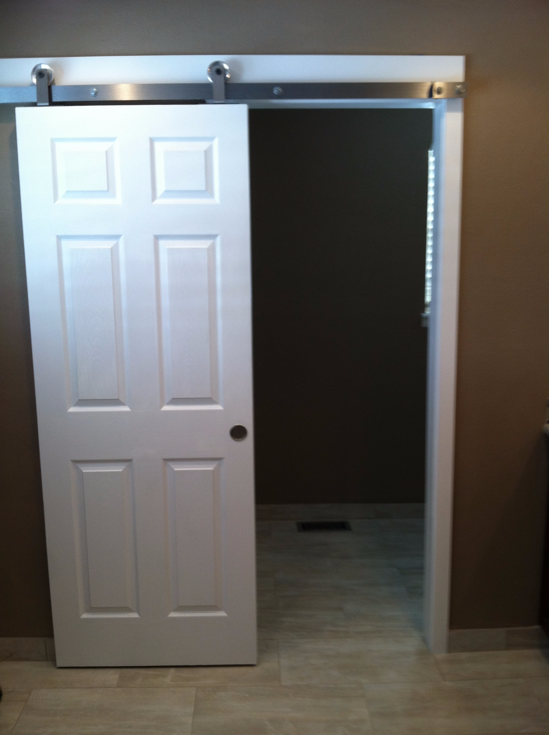 Barn Door Installation