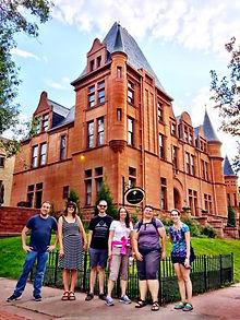 Denver Walking Tours haunted Denver tours Patterson Inn