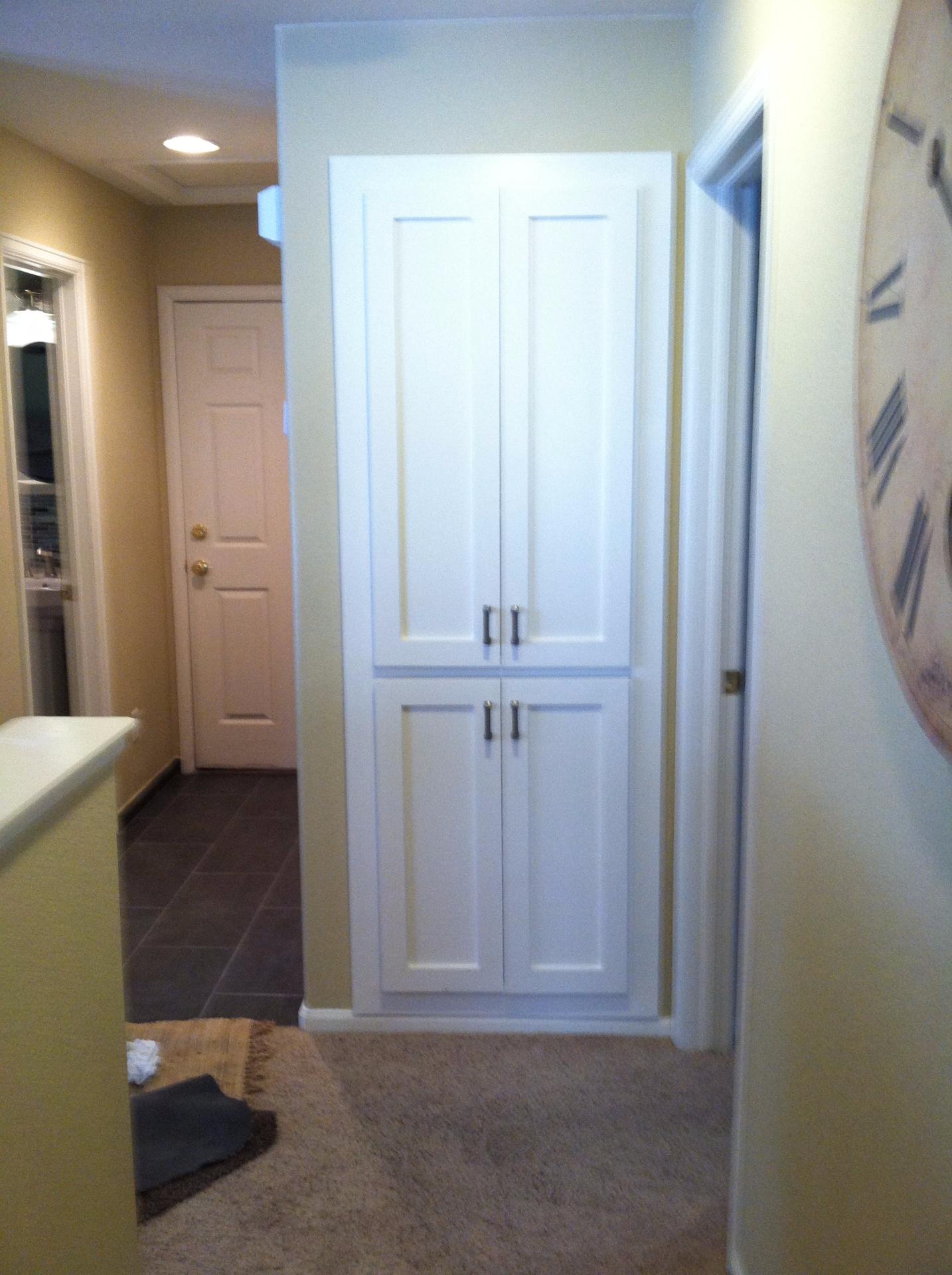 Custom Closet & Doors