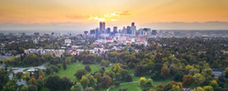 Denver tours skyline view