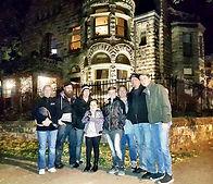 ghost tour Denver