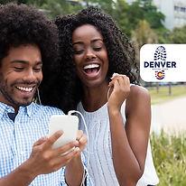 Denver walking tour app