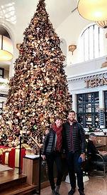 Denver Christmas lights tour