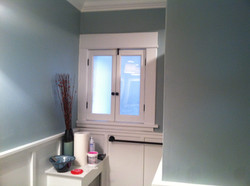 Custom Bathroom & Window