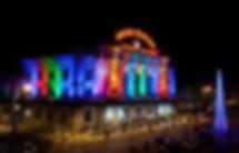 Denver holiday lights tour