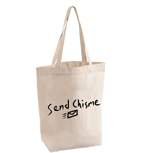 Send Chisme Tote Bag