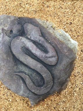 Carved Snake