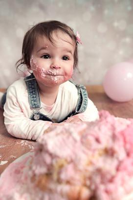 Dein cake smash shooting