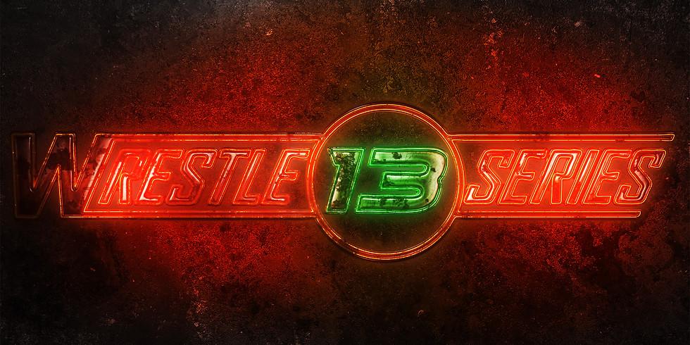 VWE Wrestleseries 13 : Day 1