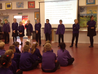 Playground Leaders Assembly