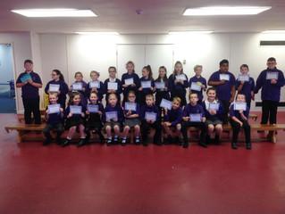 KS2 Celebration assembly