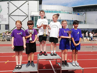 KS1 Borough Sports