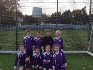 KS1 Football tournament