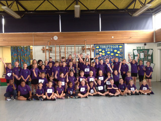 KS2 Borough Sports