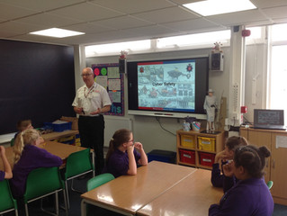 Year 6 Cyber safety talk