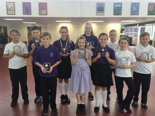 Year 6 awards