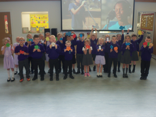 KS1 Celebration Assembly
