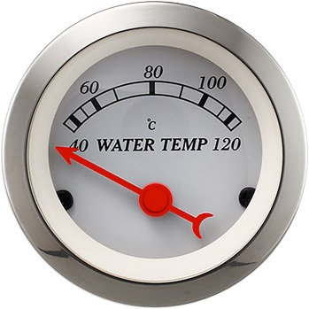 WATER TEMP Classic Style