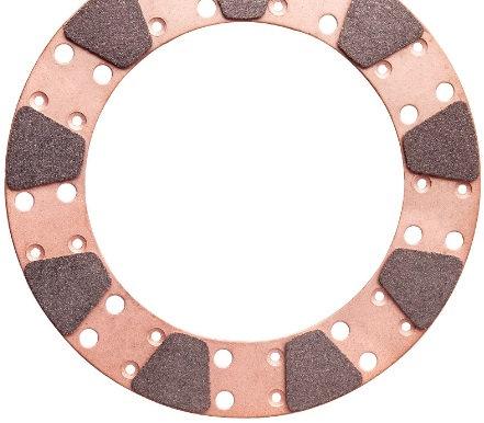 Ceramic Clutch Disc 231