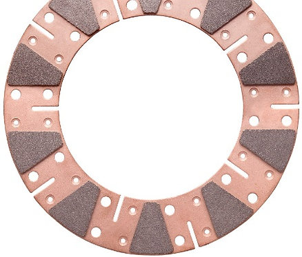 Ceramic Clutch Disc 264