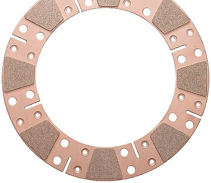 Ceramic Clutch Disc 240