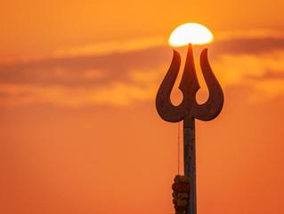 Happy Maha Shivaratri!!! Planning des cours en ligne jusqu'à la fin du mois (ou presque;-)
